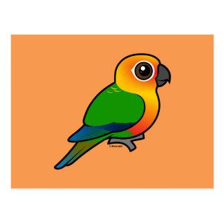 Birdorable Jandaya Parakeet Postcards