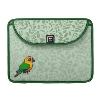 Birdorable Jandaya Parakeet Sleeve For MacBook Pro