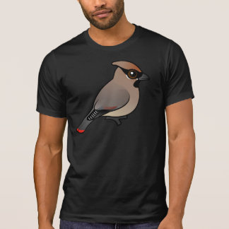 Birdorable Japanese Waxwing T-Shirt