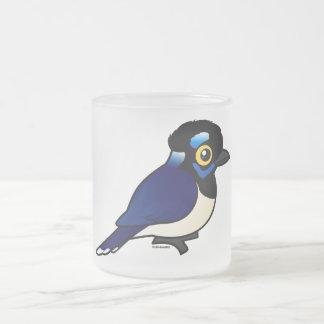 Birdorable Jay Felpa-con cresta Taza De Café