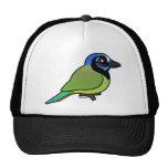 Birdorable Jay verde Gorro