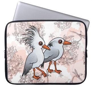 Birdorable Kagu Pair Laptop Sleeve
