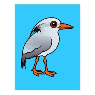 Birdorable Kagu Postcard