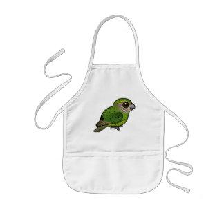 Birdorable Kakapo Kids' Apron