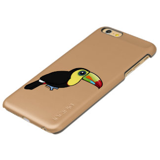 Birdorable Keel-billed Toucan Incipio Feather Shine iPhone 6 Plus Case