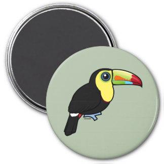 Birdorable Keel-billed Toucan Magnet