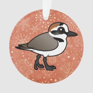 Birdorable Kentish Plover Ornament