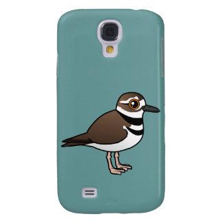 Birdorable Killdeer Samsung Galaxy S4 Cases