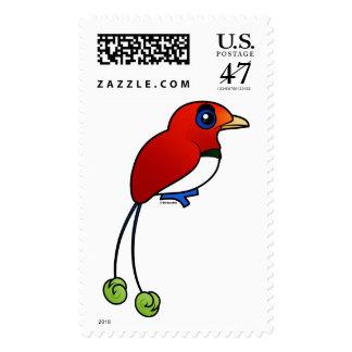 Birdorable King Bird-of-paradise Postage
