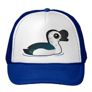 Birdorable Knob-billed Duck Trucker Hat