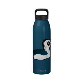 Birdorable Knob-billed Duck Reusable Water Bottle