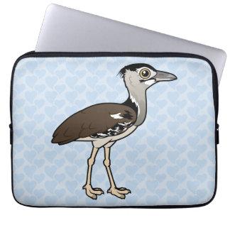 Birdorable Kori Bustard Computer Sleeve