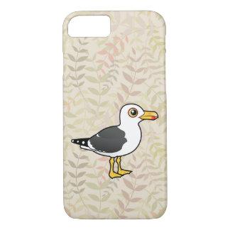 Birdorable Lesser Black-backed Gull iPhone 7 Case