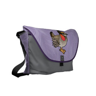 Birdorable Lesser Prairie-Chicken Courier Bag