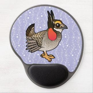 Birdorable Lesser Prairie-Chicken Gel Mouse Pad