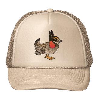 Birdorable Lesser Prairie-Chicken Trucker Hat