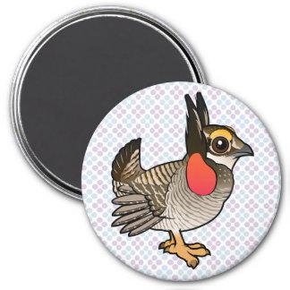 Birdorable Lesser Prairie-Chicken Magnets