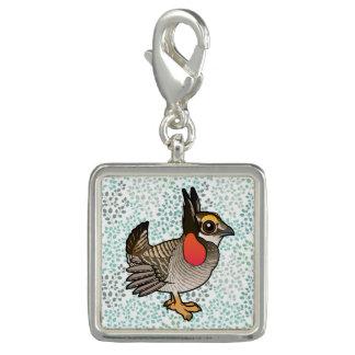 Birdorable Lesser Prairie-Chicken Charms