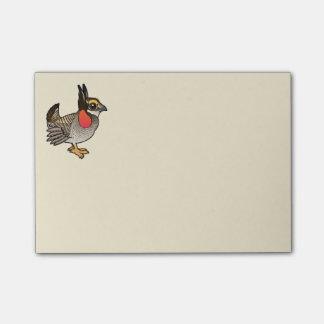 Birdorable Lesser Prairie-Chicken Post-it® Notes