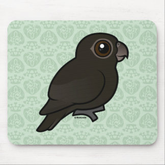 Birdorable Lesser Vasa-Parrot Mouse Pad