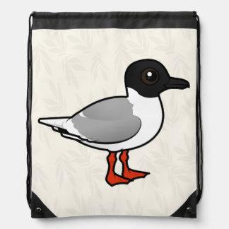 Birdorable Little Gull Cinch Bags