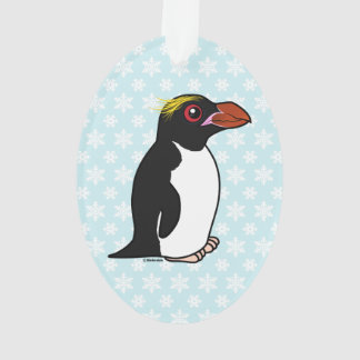 Birdorable Macaroni Penguin Ornament