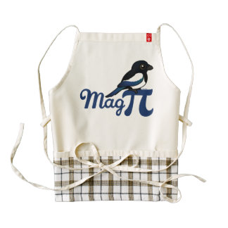 Birdorable Mag PI Zazzle HEART Apron