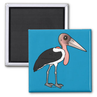 Birdorable Marabou Stork Magnet