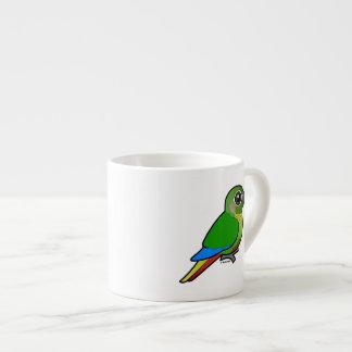 Birdorable Maroon-bellied Parakeet Espresso Cup