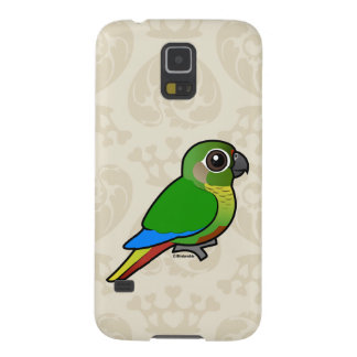 Birdorable Maroon-bellied Parakeet Galaxy S5 Case