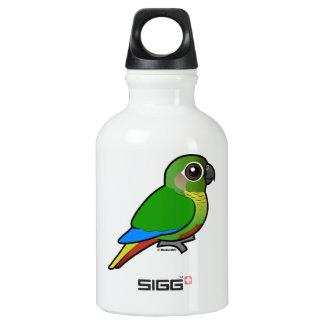 Birdorable Maroon-bellied Parakeet Water Bottle