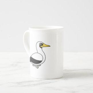 Birdorable Masked Booby Tea Cup