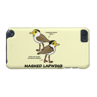 Birdorable Masked Lapwing subspecies iPod Touch (5th Generation) Cover