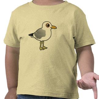 Birdorable maúlla gaviota camiseta