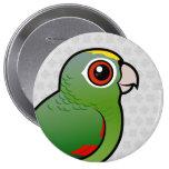 Birdorable Mealy Parrot Pin