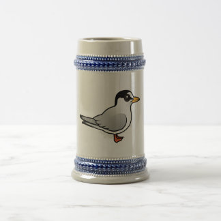 Birdorable menos golondrina de mar jarra de cerveza