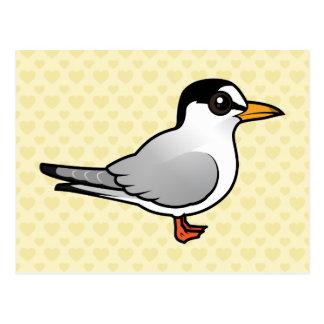Birdorable menos golondrina de mar postal