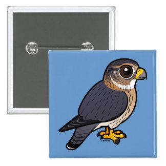 Birdorable MERLIN Pin