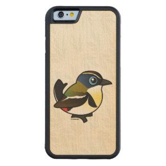 Birdorable Mucho-coloreó al tirano de la Funda De iPhone 6 Bumper Arce