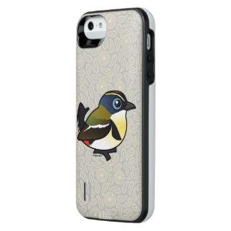 Birdorable Mucho-coloreó al tirano de la Funda Power Gallery™ Para iPhone 5 De Uncommon