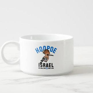 Birdorable nacional de Israel: Hoopoe Tazón