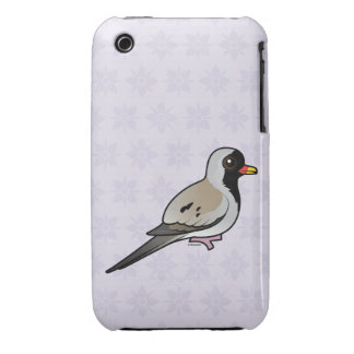 Birdorable Namaqua Dove iPhone 3 Case-Mate Case