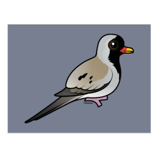 Birdorable Namaqua Dove Postcard