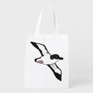 Birdorable Newell's Shearwater flight Grocery Bag