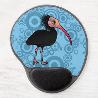 Birdorable Northern Bald Ibis Gel Mouse Pad