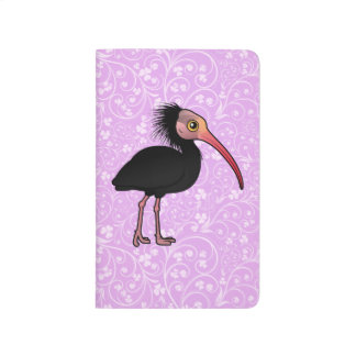 Birdorable Northern Bald Ibis Journal