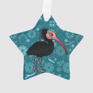 Birdorable Northern Bald Ibis Ornament