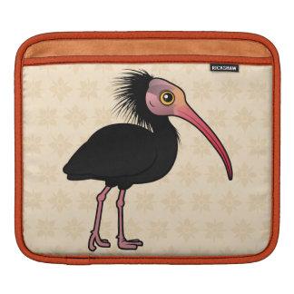 Birdorable Northern Bald Ibis Sleeve For iPads