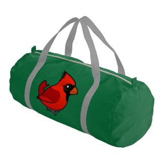 Birdorable Northern Cardinal Gym Bag