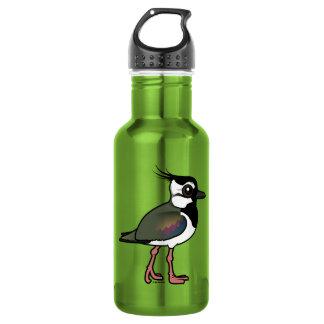 Birdorable Northern Lapwing 18oz Water Bottle